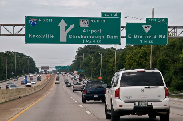 Eight Tips to Help You Navigate the Interstate Highway System